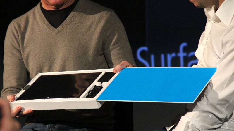 Inside Surface: Microsoft's Insane Quest for Gadget Perfection