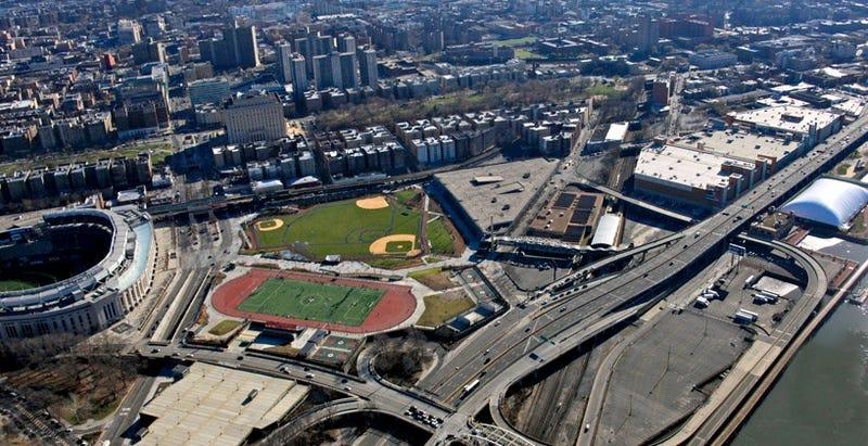 MLS Team Considers New Stadium Next To The Yankees