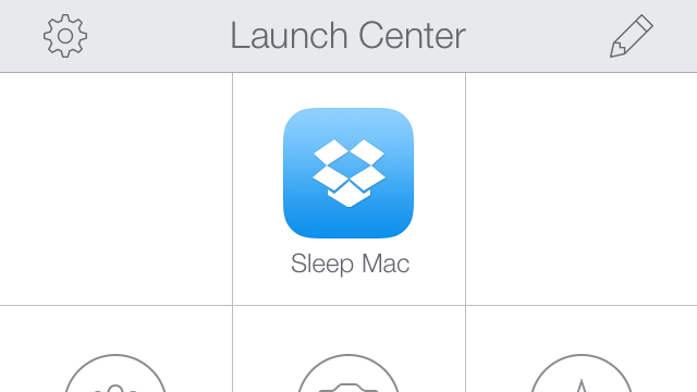 Remotely Lock Your Mac with a Launch Center Pro Shortcut