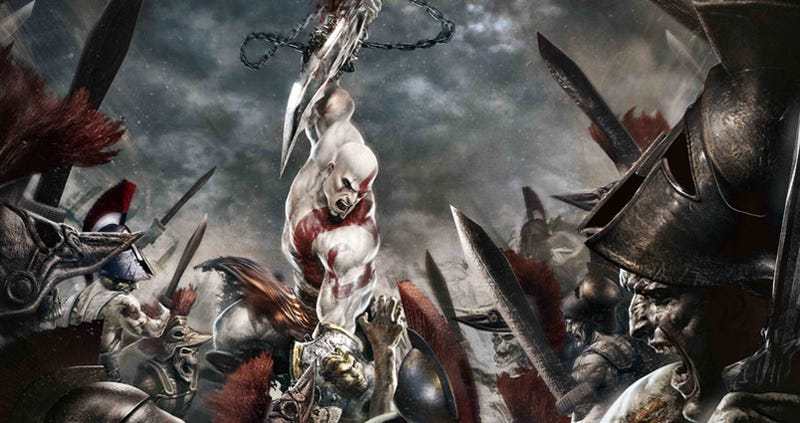 Rumor: Second God Of War PSP Game In The Works