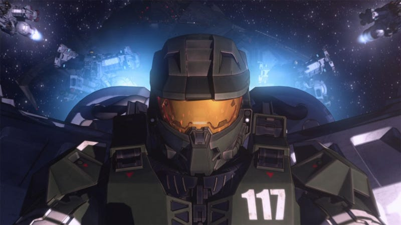 The Second Wave of Halo Anniversary Edition Toys Gets Animated