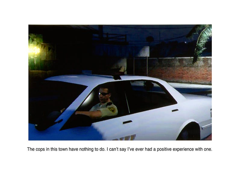 What GTA V Is Like For A Law-Abiding Citizen