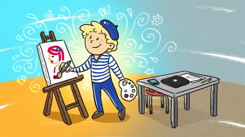 Why Creative Side Projects Are Good for You