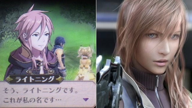 You've Got Final Fantasy XIII in my Fire Emblem!