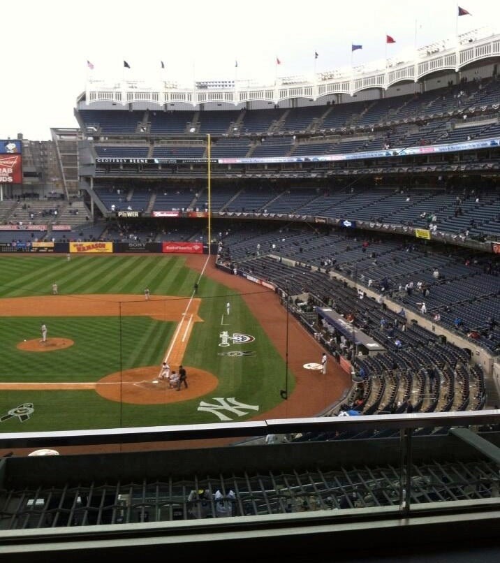Yankee Stadium Caught Opening Day Fever, And Died
