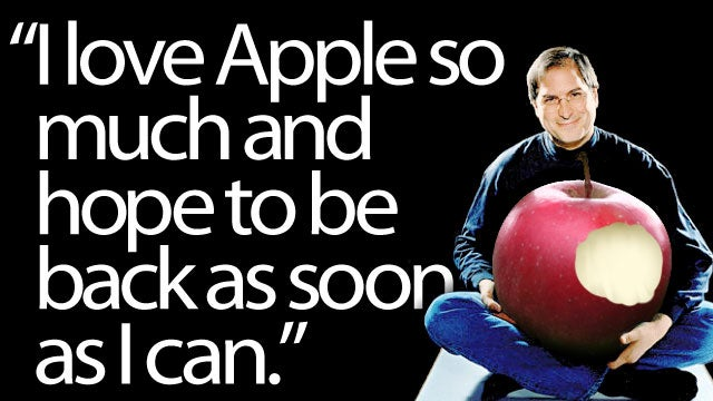Love Is Why Apple Needs Steve
