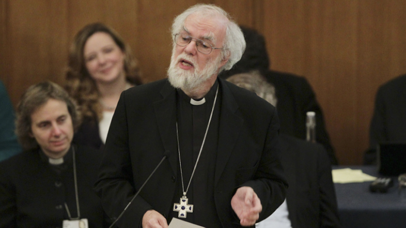 The Church of England Just Voted to Allow Female Bishops