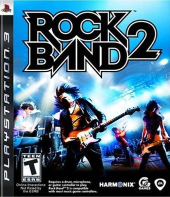 Your Guitar Hero World Tour Drums Now Work In Rock Band 2