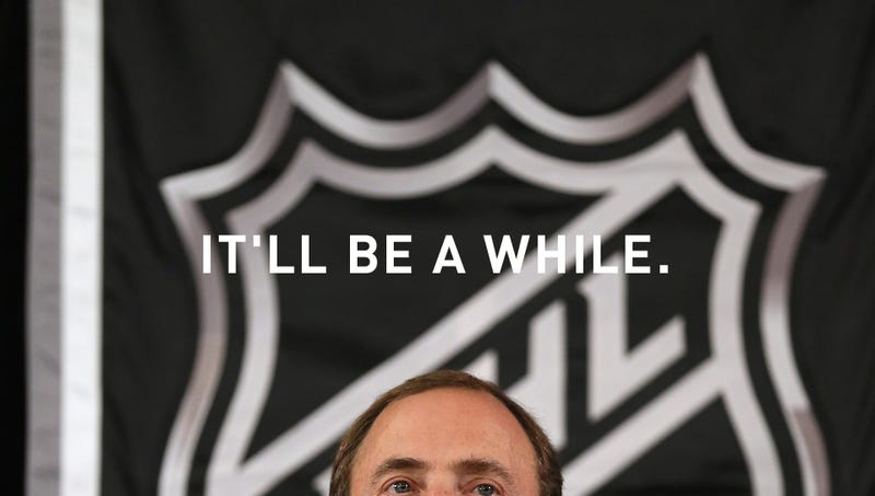 Yes, It's Almost Time For Hockey. No, There's No Hockey. Deadspin Tries To Explain.