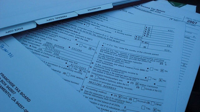 Why You Should Do Your Taxes As Soon as Possible