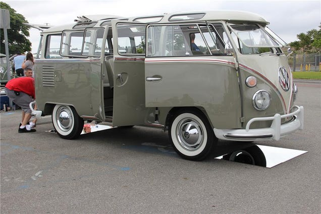 This is what a 217 800 1963 volkswagen bus looks like for 1963 vw 23 window bus