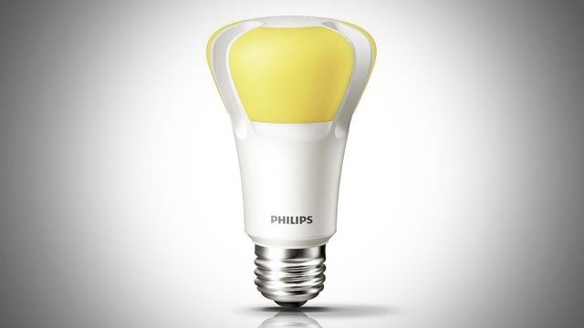 Philips L-Prize LED Lightbulb Lights Up a Room for 22.8 Years