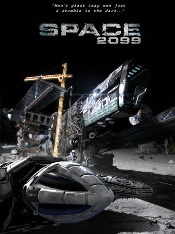 Space: 1999 remake will be called Space: 2099