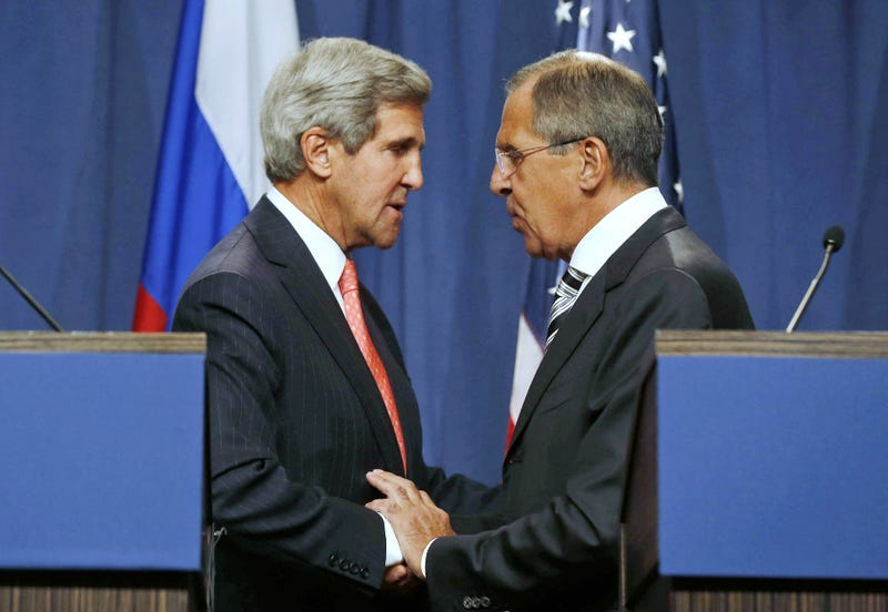 U.S. and Russia Agree on Deal to Secure Syria's Chemical Weapons