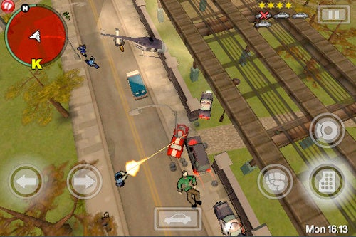 Free GTA Chinatown Wars Lite iPhone App Hits App Store