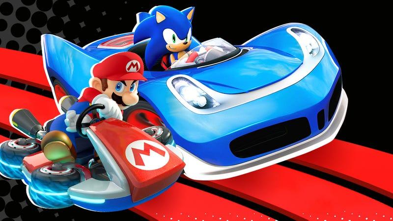 Mario Kart 8 vs. Sonic Racing: The Comparison We Had To Make