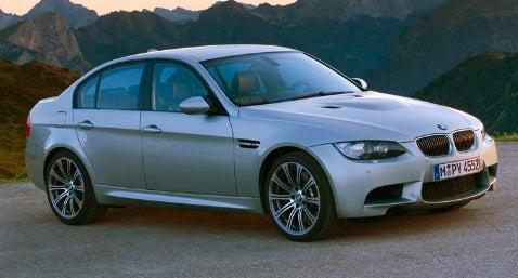 BMW M3 Sedan Details, Pictures, Etc.