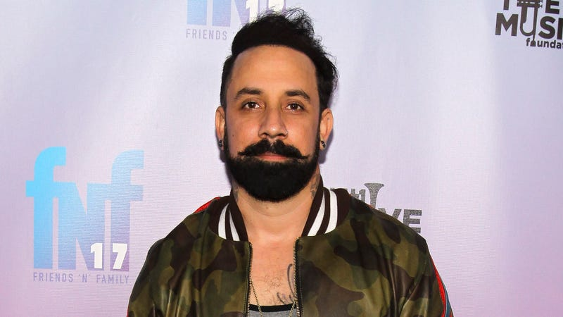 Backstreet Man A.J. McLean Wants to Mentor Justin Bieber