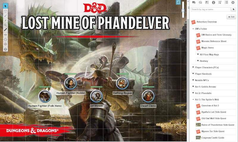 Playing D&D Online Is About To Get Easier