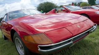 Ferrari Daytona summer diary