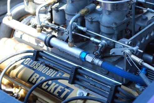 Engine Pr0n From The 2008 Monterey Historics