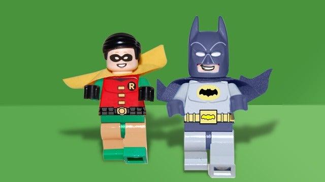 Lego, Get On This Batman '66 Batmobile Set IMMEDIATELY