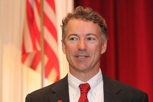 Rand Paul on the BP Oil Spill: 'Accidents Happen.'