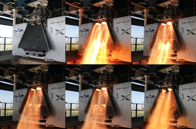 SpaceX's Launch Escape System Looks Totally Badass