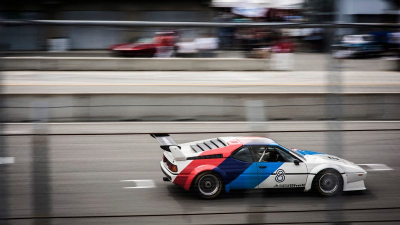 Would You Drive A Street Car In Racing Colors?