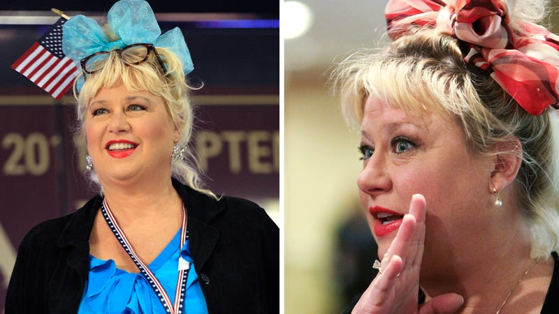 All the Absolutely Insane Things Former SNL Tea Party Lunatic Victoria Jackson Has to Say