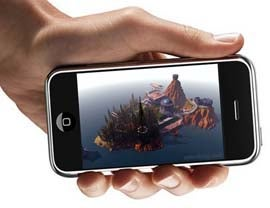 Myst Is On The iPhone Right Now (And Big For An iPhone Game)