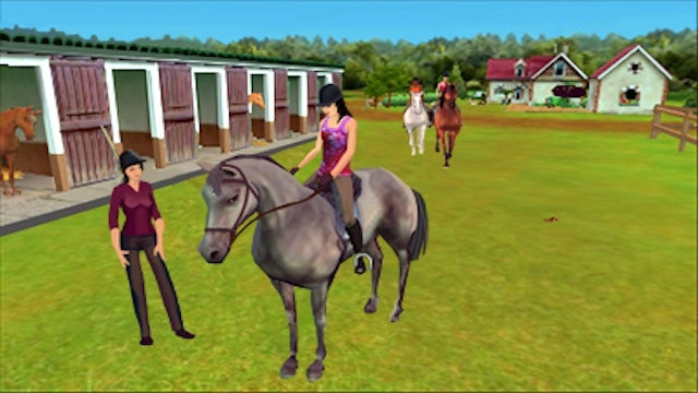 Finally, A Game That Lets Me Have Unique Relationships With More Than 15 Realistic Horses