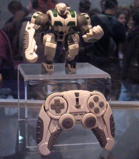 Transformers PlayStation Controller