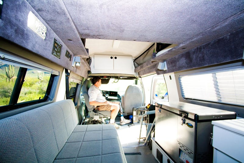 Disabled Explorers In the World's Most Badass Short Bus