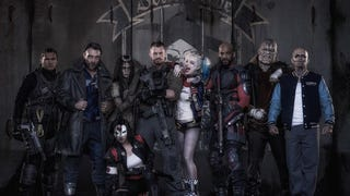 Behold The Suicide Squad In the Flesh, Including Harley Quinn