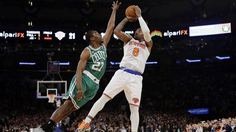 The Knicks Smother The Celtics Into A Historically Bad Second Half