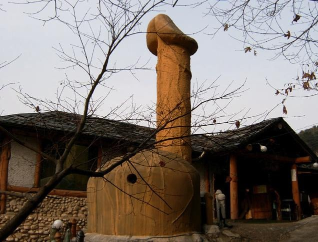Inside South Korea's Penis Restaurant