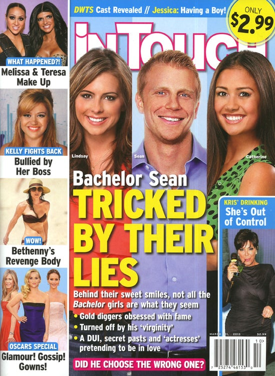 This Week in Tabloids: Blake Shelton Cheated on Miranda Lambert