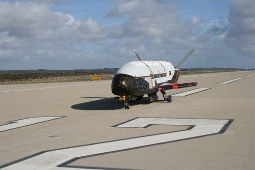 Air Force To Launch X-37B Robotic Space Plane