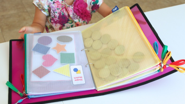 Keep Kids Entertained on Travels with a DIY Portable Activity Kit