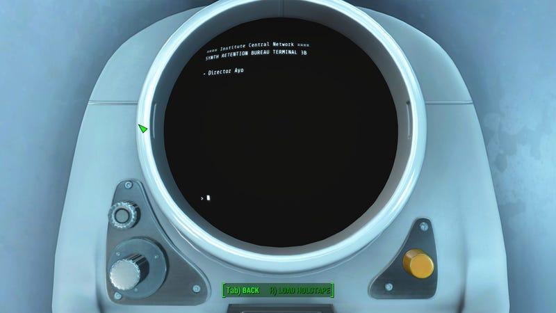 Un jugador encuentra todas las terminales en Fallout 4buscando el último secreto del juego