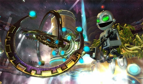 First Ratchet & Clank Future: A Crack in Time Demo Hits PSN Thursday