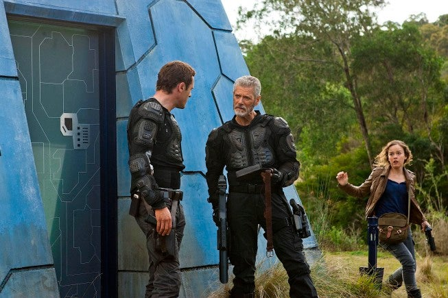 "Terra Nova 1x11, ""Within"" Pictures"