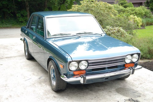 For $6,500, Wake Up Rip Van Datsun