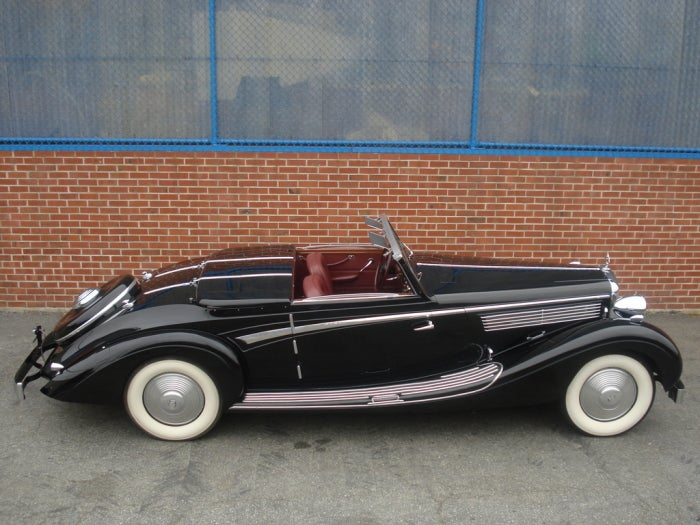 Nice Price Or Crack Pipe: The $3,500,000 Maybach SW38 Roadster?
