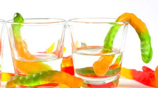 Infuse Delicious Gummy Bears with Your Favorite Cocktails