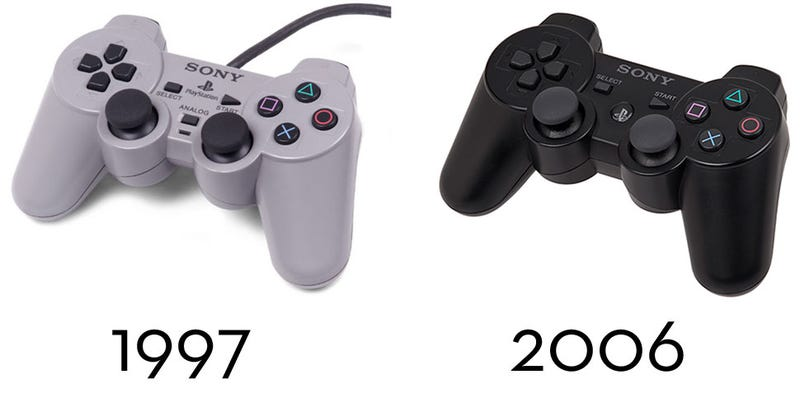 Come On Guys. The DualShock 3 Sucked.