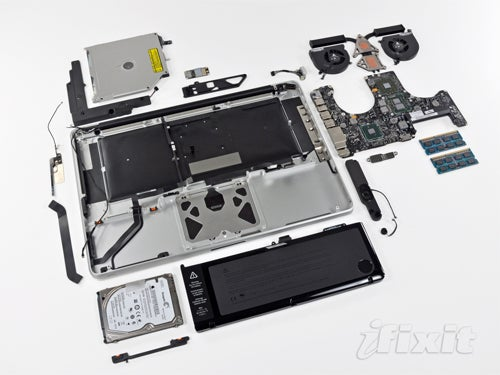 iFixit MacBook Pro Teardown Reveals New Antenna and Bigger Battery