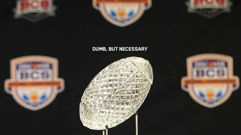 Why The BCS Mattered