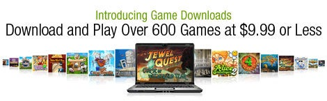 Amazon Game Downloads Store Offers 'Try Before You Buy' Titles for $10